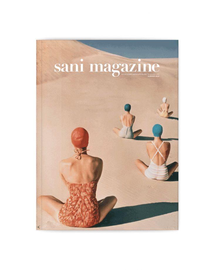 Sani Magazine by Red Creative - The Greek Foundation