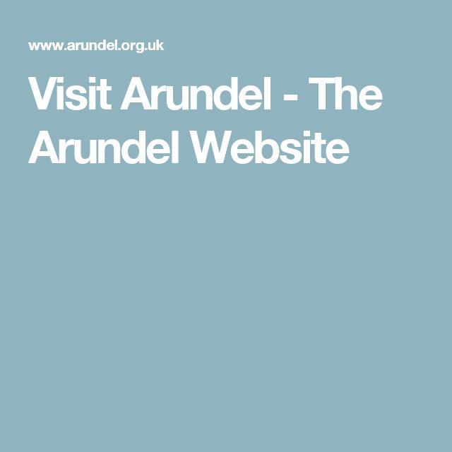 Visit Arundel - The Arundel Website