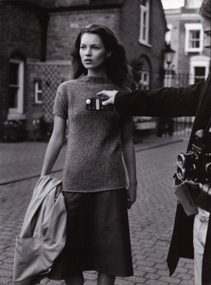 Bruce Weber for Vogue Italia October 1996. Styled by Joe McKenna.