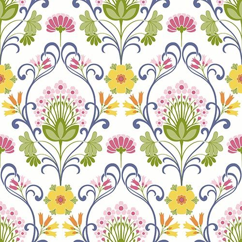 Happy wallpaper by Eco Wallpaper