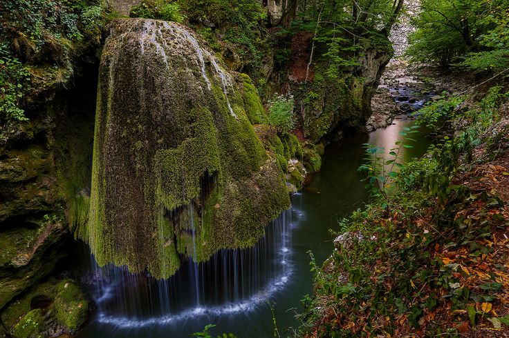 Bigar Waterfall by Petru Valentin Oprea on 500px