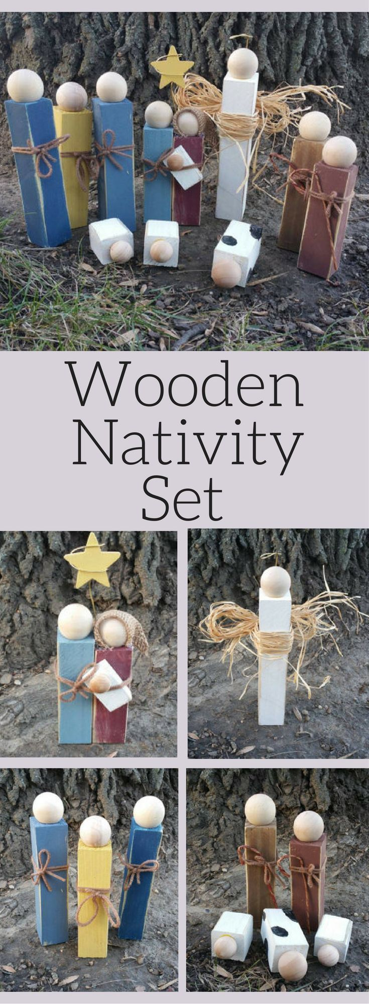 25+ unique Nativity scenes ideas on Pinterest