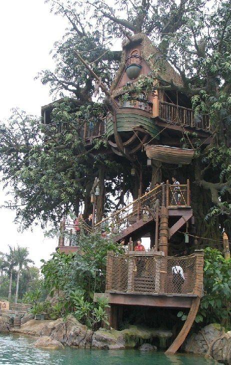 49 best treehouse masters. Black Bedroom Furniture Sets. Home Design Ideas