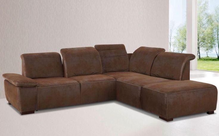 Die besten 25 braunes sofa ideen auf pinterest braune - Braunes ecksofa ...