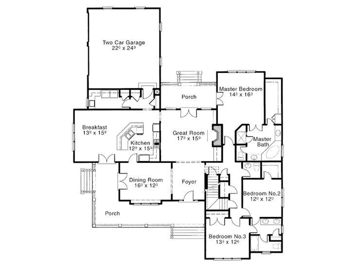 97 best Stephen Fuller images on Pinterest | Luxury floor plans ...