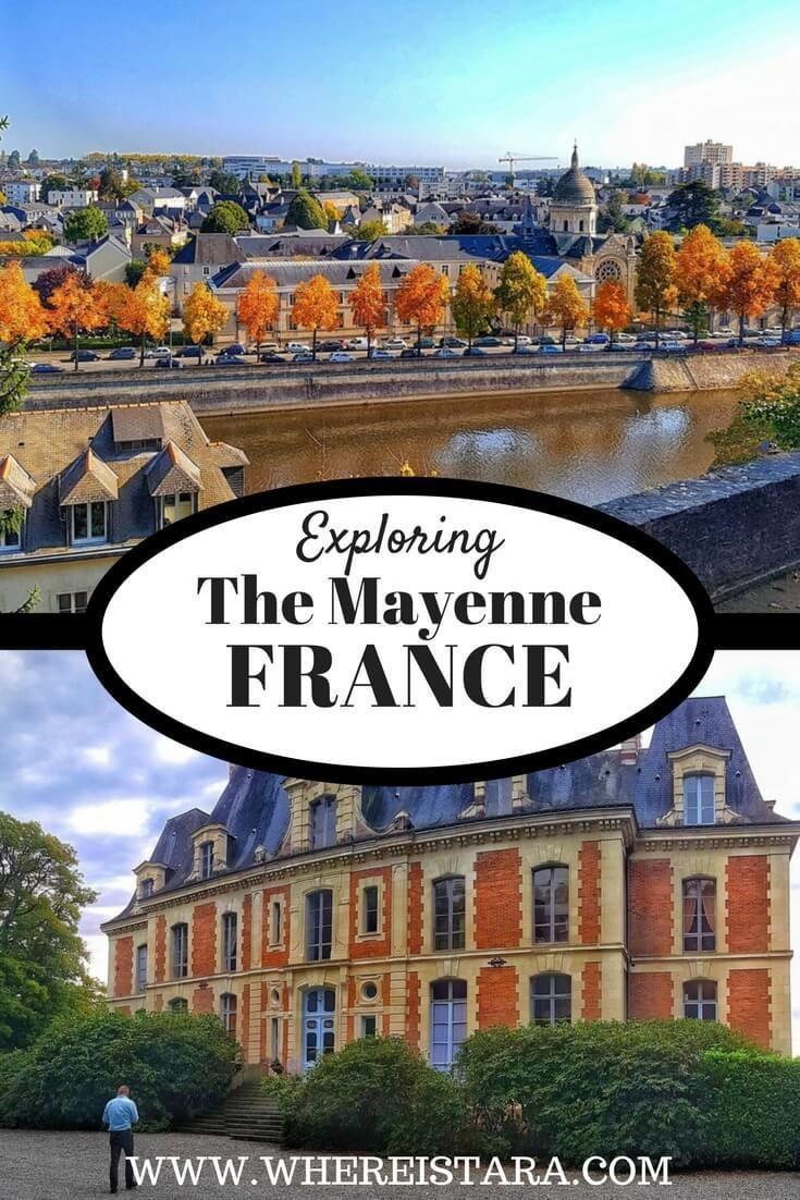 The Mayenne department of the Pays de la Loire region in France is absolutely stunning. From the capital town of Laval to the pretty little village of Sainte Suzanne, the Mayenne is well worth a visit.