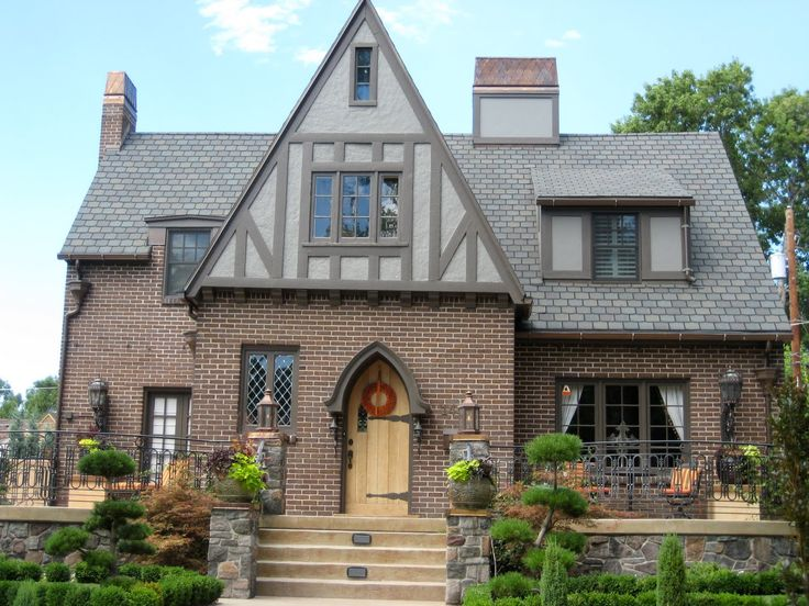 14 best images about exterior house on pinterest image search palo alto california and home for Exterior paint colors for tudor homes