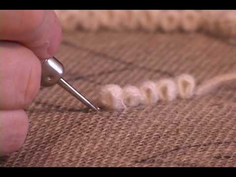 Rug Hooking Tutorial How To Make Rugs Cool Stuff I Like