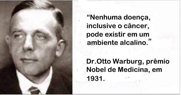 Otto Heinrich Warburg foi um dos maiores nomes da medicina no século 20.Ele ganhou o Prêmio Nobel em 1931, mas teve no total 47 indicações para receber essa premiação ao longo de sua vida.