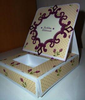 Easel-Card-Box