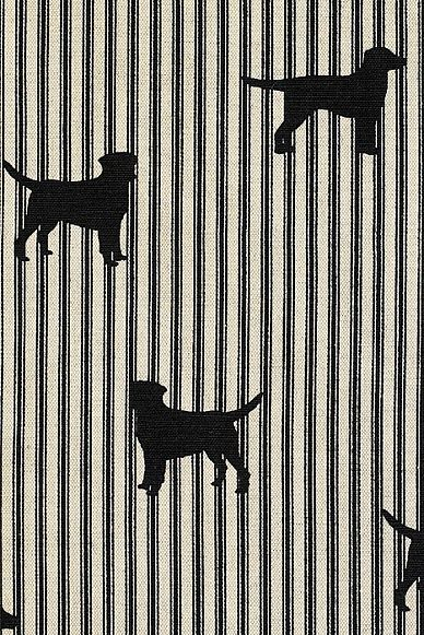 Emily Bond Labrador Linen Union...I wish we could get this in the States!