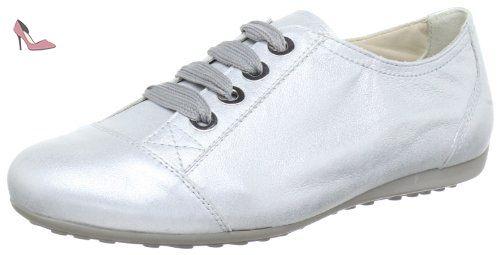 Semler Nele, Sneakers Basses Femme - Gris (Puder), 44 EU