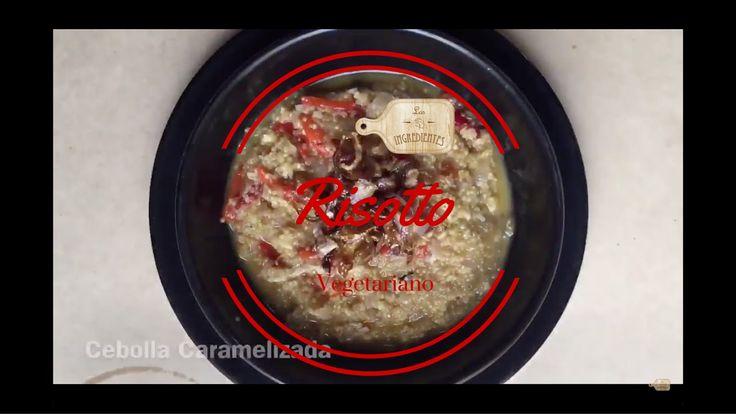 Risotto Vegetariano _ Los Ingredientes Receta completa en Youtube Te invitamos a suscribirte en nuestro canal de Youtube: Los Ingredientes, haciendo clic en el siguiente enlace: https://www.youtube.com/channel/UCNoxMvQ4SOfYGX9hNrrq-Jg…