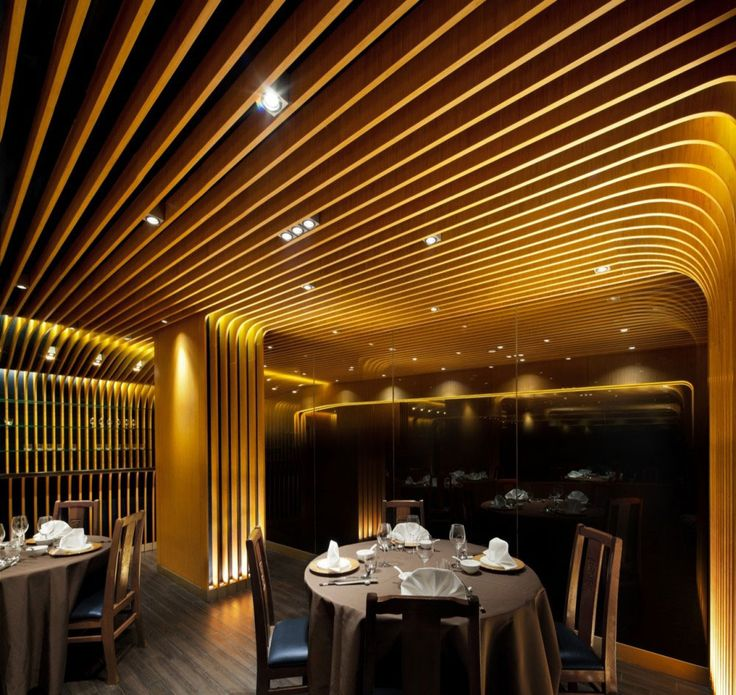 128 best F\B Design images on Pinterest Bakery shops - innovatives decken design restaurant