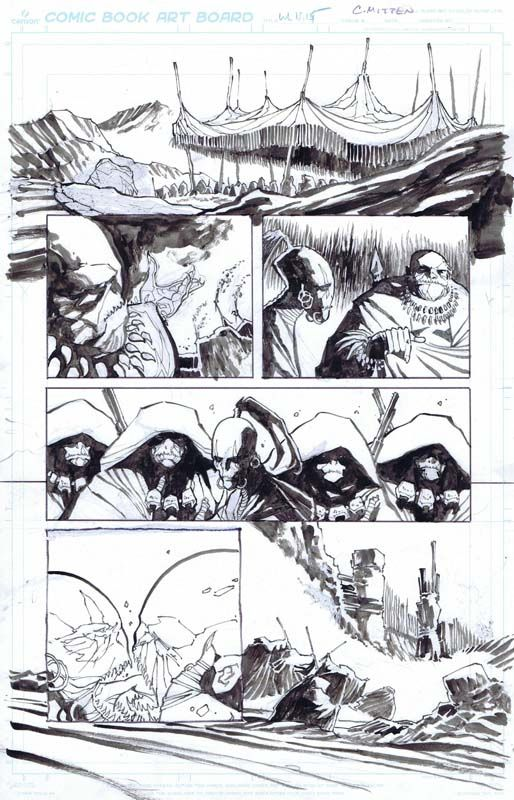 Wasteland (Oni Press), Issue 15, Page 15