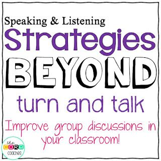 Conversation chips are a great way to hold students accountable for discussion while at the same time limiting the amount each student can participate. It is an excellent strategy for #everytypeoflearner in your #classroom. First, the teacher assigns students into small groups and provides a topic or text for them to discuss. Then each student gets 3 conversation chips. Students can only add to the discussion if they have a chip. Teacher can set an expectation that each student needs to…