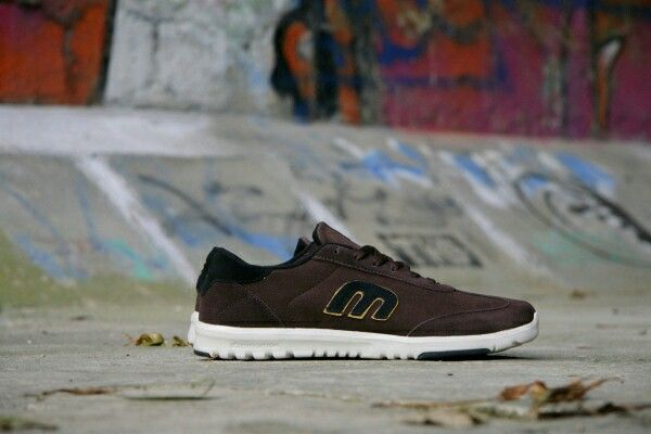 Etnies Lo Cut Suede 2015 fall