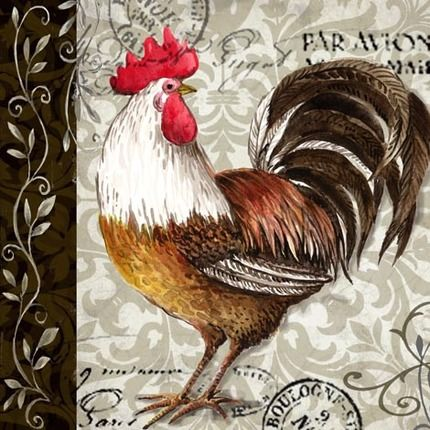 French Rooster - 3 | by Elena Vladykina