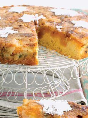 Ters kayısılı kek Tarifi - Kek Tarifleri Yemekleri - Yemek Tarifleri