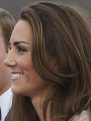 Kate middleton, Perfect nose and Hair color on Pinterest