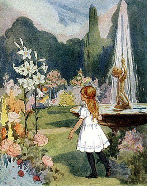 Alice's Illustrated Adventures In Wonderland: Margaret Tarrant