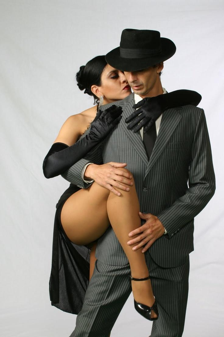Tango de Buenos Aires: NATALIA y GUSTAVO