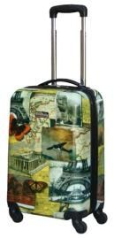 National Geographic Collage 20 Inch Carry-on Hardside Spinner  - Hard Sided Travel Bags