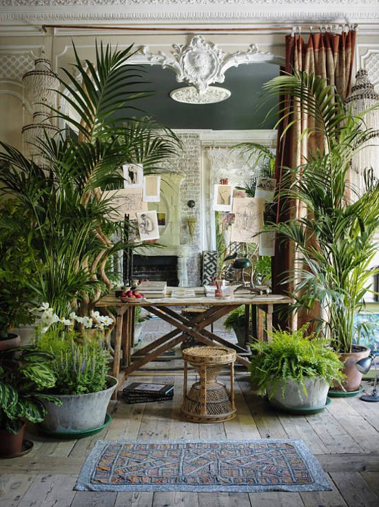 Over the years Kim and I have been fascinated by the homes of Sera Hersham-Loftus or should I s...