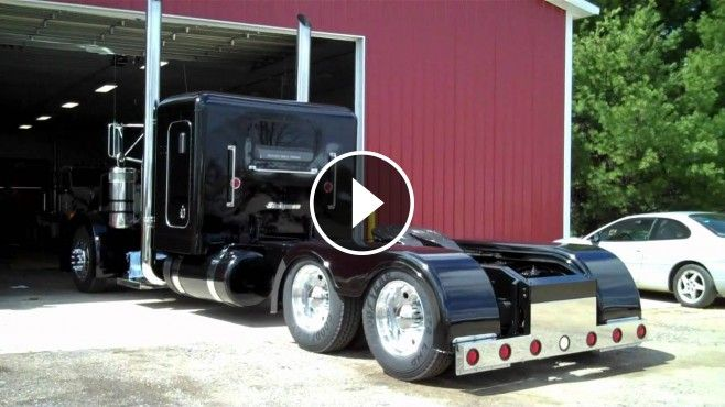 """That's+a+SICKNESS+-1994+Peterbilt+379+Custom+Truck+-+That's+a+""""Sickness"""".+This+truck+is+sick+and+cool+as+hell!!!+A+1994+model+Peterbilt+379+custom+truck+bu"""