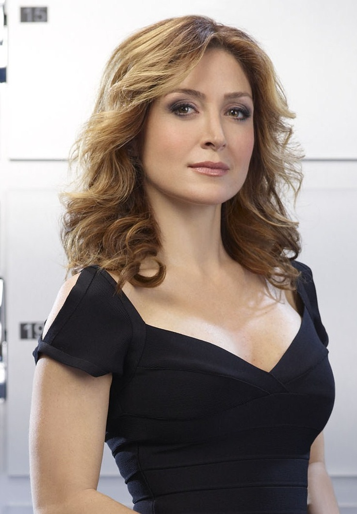 Sasha Alexander ✾ of NCIS is played by Agent Kate Todd. She is now on Rizzoli & Isles as Maura Isles