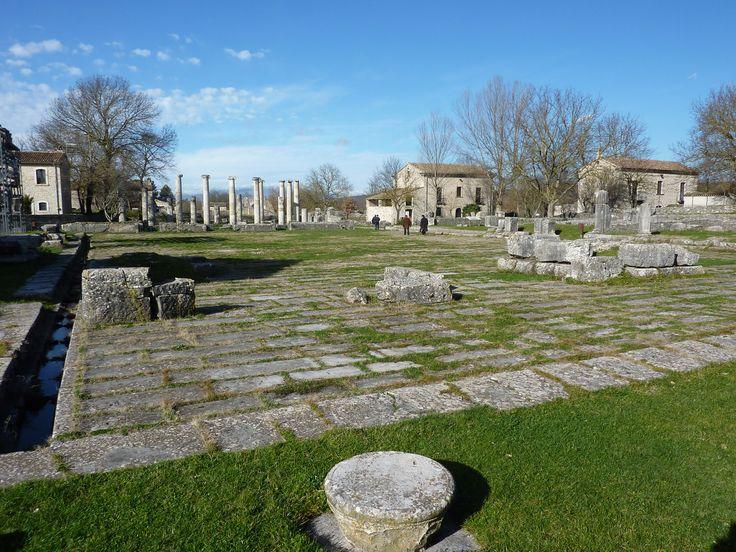 Saepinum-Altilia -- Sepino -- Campobasso -- Italia