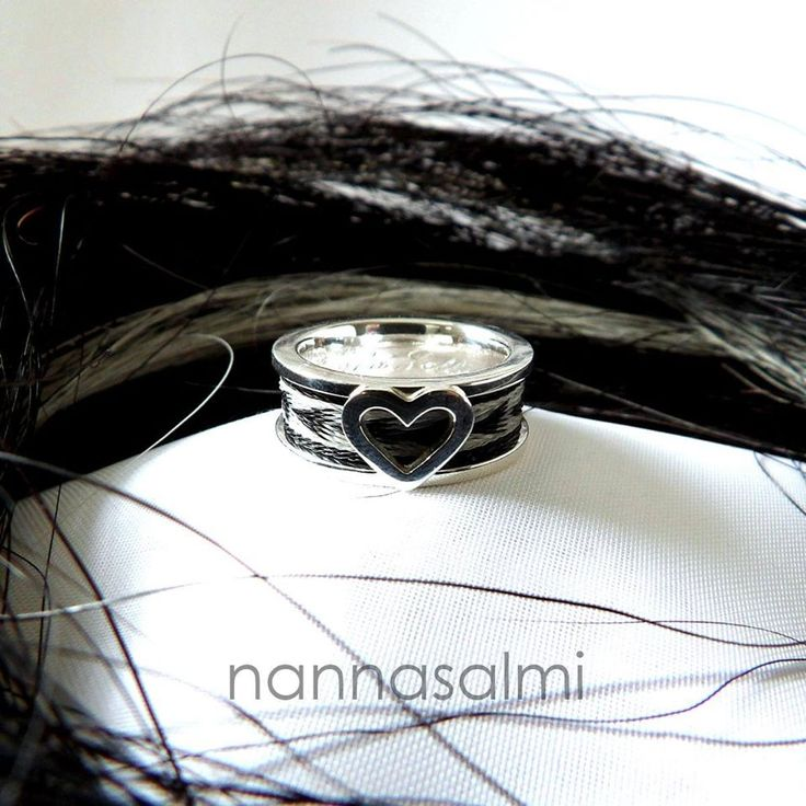 """Thank you for the most beautiful ring in the world! It´s perfect. Now I have my beloved ones with me forever"" nannasalmi.com nannasalmi.fi"