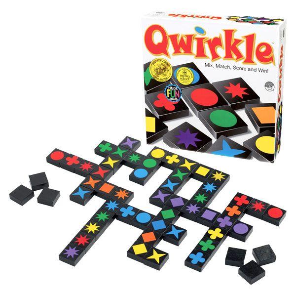 qwirkle board game for kids