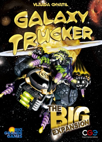 Galaxy Trucker: The Big Expansion | Image | BoardGameGeek