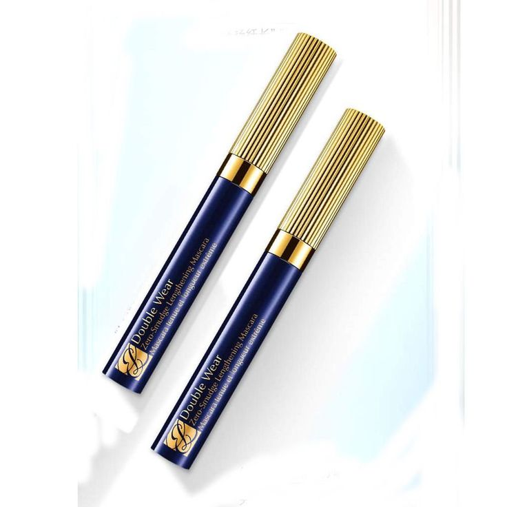 Estee Lauder Double Wear Zero-Smudge Lengthening Mascara 01 Black Full Size Duo Set (Pack of 2). Estee Lauder Double Wear Zero-Smudge Lengthening Mascara 01 Black: Buy Estee Lauder Mascaras - Estee Lauder Double Wear Zero-Smudge Lengthening Mascara: 15 Hour staying power Long lashes, long wear, zero smudges Extraordinary lengthDetails provided by Estee Lauder. Color: 01 Black. (2) Full Size Mascaras in one Pack; Unboxed, May have sign 'not for individual sale'.