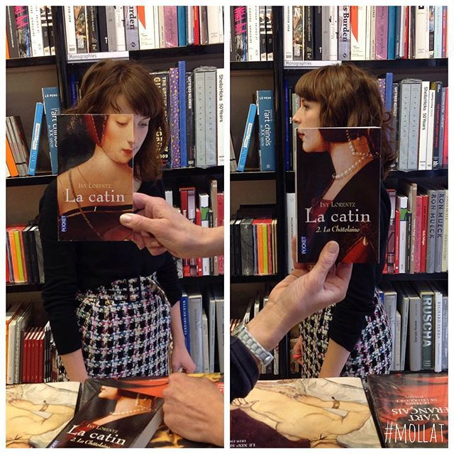#deslibrairesàvotreservice Anthologie 8 #bookface #sleeveface Iny Lorentz, La Catin @editions_pocket #livre#book#buch#libro#livro#bok#книга #本 #책#kitap#librairie#کتاب#bookshop #librairiemollat #mollat#bordeaux #igersgironde#الكتاب