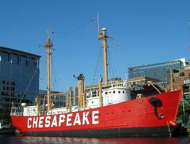 Lightship Chesapeake #uscg http://joefollansbee.com/photos/historic-coast-guard-boats/