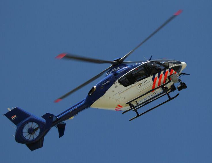 EC135 P2+ Netherlands Police