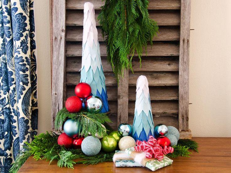 Pinterest Holiday Decorating Ideas Part - 32: 77 DIY Christmas Decorating Ideas