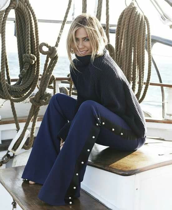 Jennifer Aniston for Marie Claire - December issue