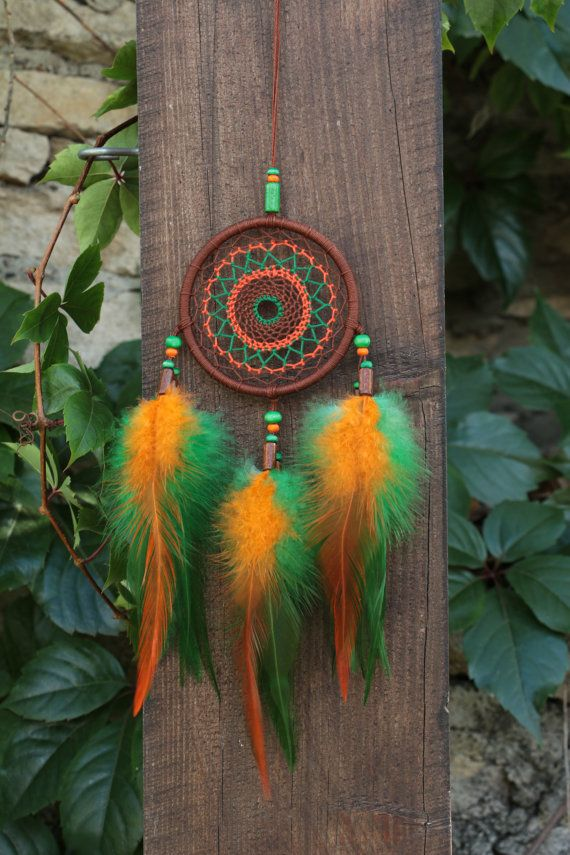 Dream catcher/Small dreamcatcher/Car от MyHappyDreams на Etsy