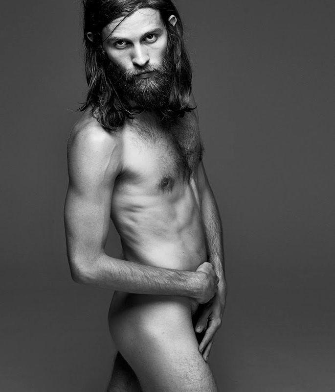 Hippy Guys Nude Naked 88