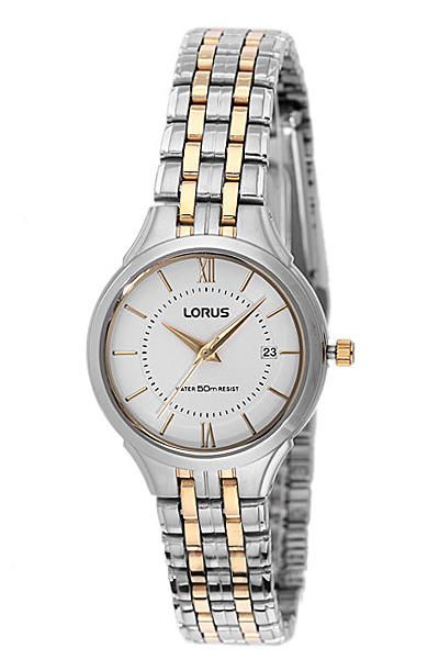 Ladies Two Tone Dress Stainless Steel