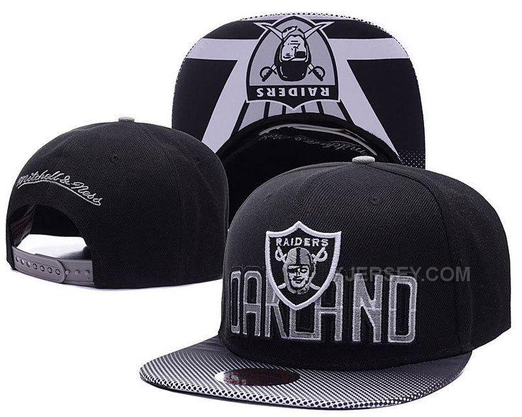 http://www.xjersey.com/raiders-black-mitchellness-cap-sd.html RAIDERS BLACK MITCHELL&NESS CAP SD Only $24.00 , Free Shipping!
