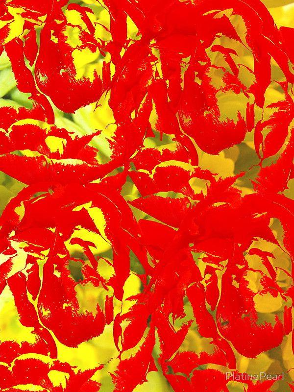 4rosesinaspringbouquet #roses #flowerpower #canvas #print