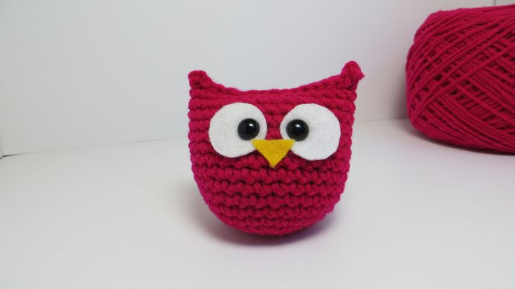 Free Owl pattern by K Hook Creations