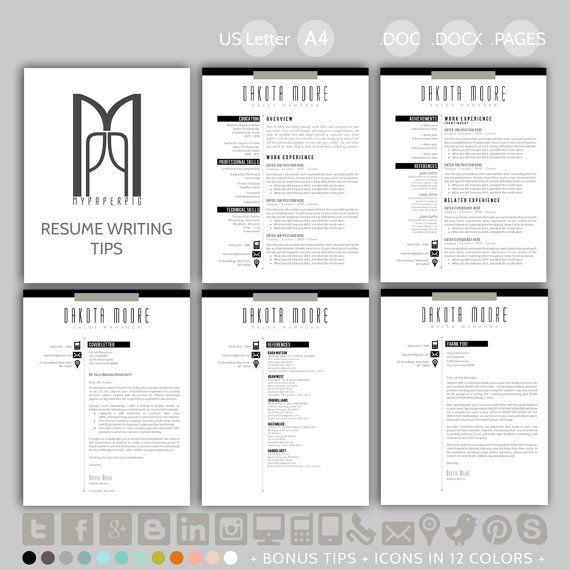 Bonus Letter Template Unique 15 Best Modern & Creative Resume Templates .