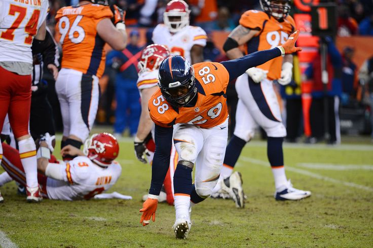 Von Miller Looking To Do More Than Get Paid With His Contract