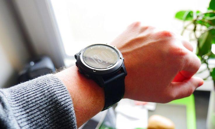 GARMIN Fenix 3 HR – zegarek dla aktywnych osób