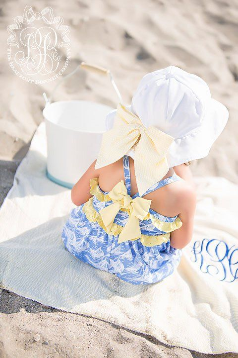 Pippa Petal Hat - Worth Avenue White with Seaside Sunny Yellow Seersuc | The Beaufort Bonnet Company